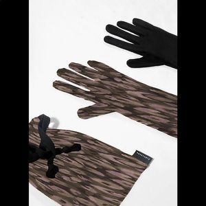 ANTHROPOLOGIE Sanctuary Antibacterial Gloves, NEW!